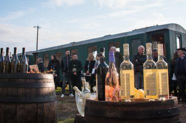 Vinurile de Teaca și turismul feroviar