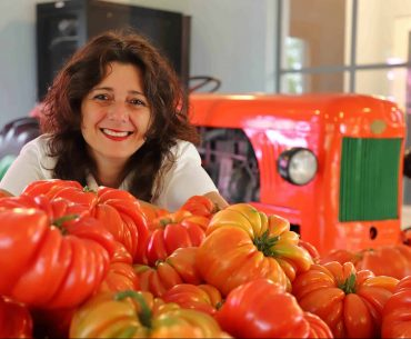 O singură roșie prețuită la peste 3 euro! Soiul străvechi Riccio di Parma este cultivat din nou, în câmp deschis, de câțiva fermieri italieni